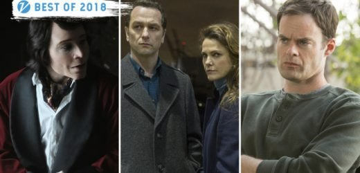 The Top 20 TV Episodes of 2018