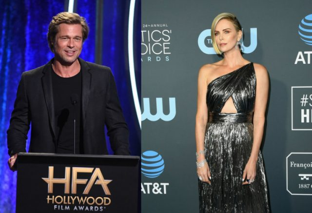 Could The Rumors Be True, Is Brad Pitt Dating Actress Charlize Theron?