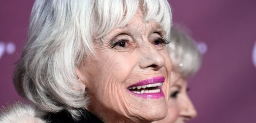 'Hello Dolly!' Broadway Legend Carol Channing Dies At 97