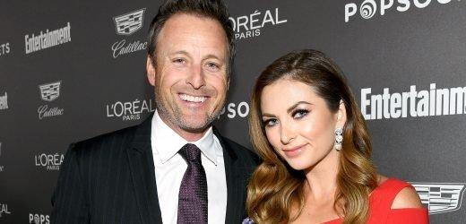 'Bachelor' Host Chris Harrison and New GF Lauren Zima Make Red Carpet Debut