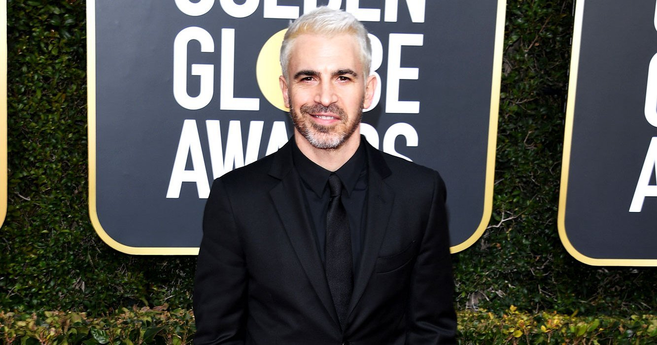 Chris Messina Is Blonde on 2019 Golden Globes Red Carpet: Fans React