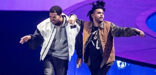 Did The Weeknd Just Diss Drake for Those Bella Hadid Rumors?