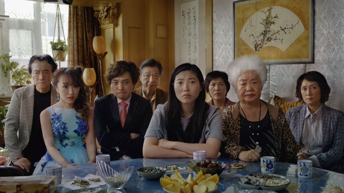 Awkwafina on the 'My Big Fat Greek Wedding' Version of 'The Farewell' Studios Wanted