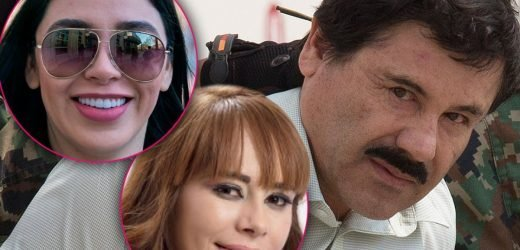 El Chapo's Wife Smirks As Drug Lord's Mistress Breaks Down Over Affair: 'I Loved Him'