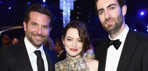 Emma Stone Brought Her Boyfriend to the SAG Awards