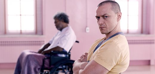 Why James McAvoy's 'Glass' Gets 2 Stars