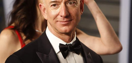 Jeff Bezos May Have A Big Dick, And He Denies Cheating Again