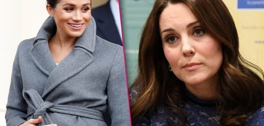 Meghan Markle Picks New Hospital After Freak-Out Over Cleanliness Concerns