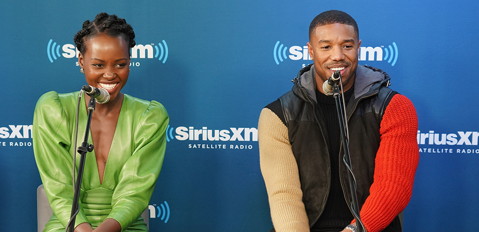 Michael B. Jordan, Lupita Nyong'o Finally Respond To Dating Rumors After Months Of Romance Speculation