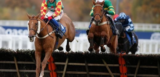 Classy Lil Rockerfeller to revert to hurdling with the Sun Racing Stayers' Hurdle his big aim