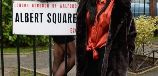 Who are the new Ahmed sisters joining EastEnders in 2019, who plays them and how are they related to Masood?