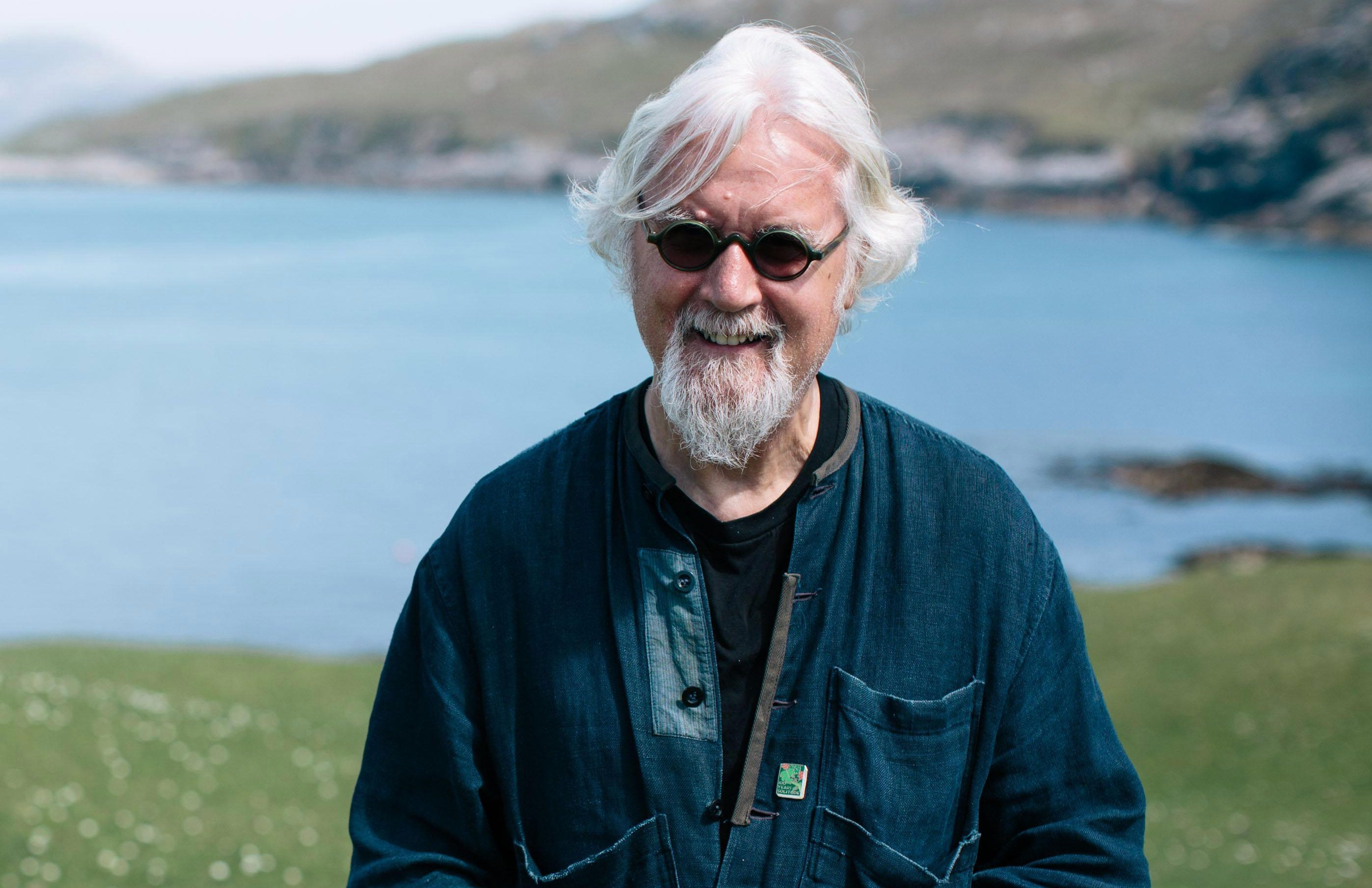 What time is Billy Connolly: Made In Scotland on BBC Two tonight and what's it about?