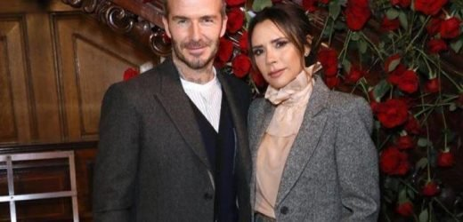 Victoria Beckham admits speculation on her marriage is 'frustrating' as she praises David's culinary skills