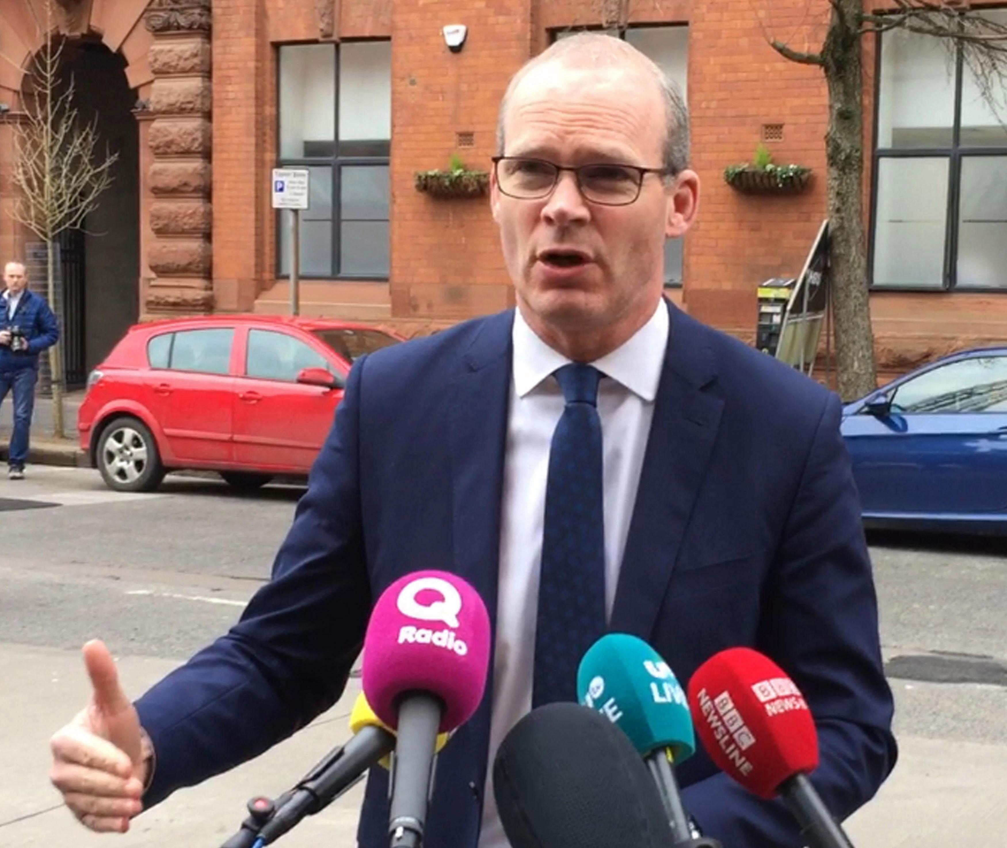 May's Brexit demands are like saying 'give me what I want or I'll jump out of the window', Irish leader claims in bizarre rant