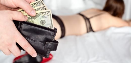 I'm tormented by the thought of my husband's sex with a prostitute 30 years ago, before we even met