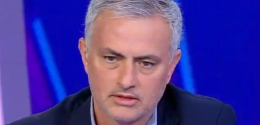Jose Mourinho among candidates for PSG manager after meeting with club's Qatari president