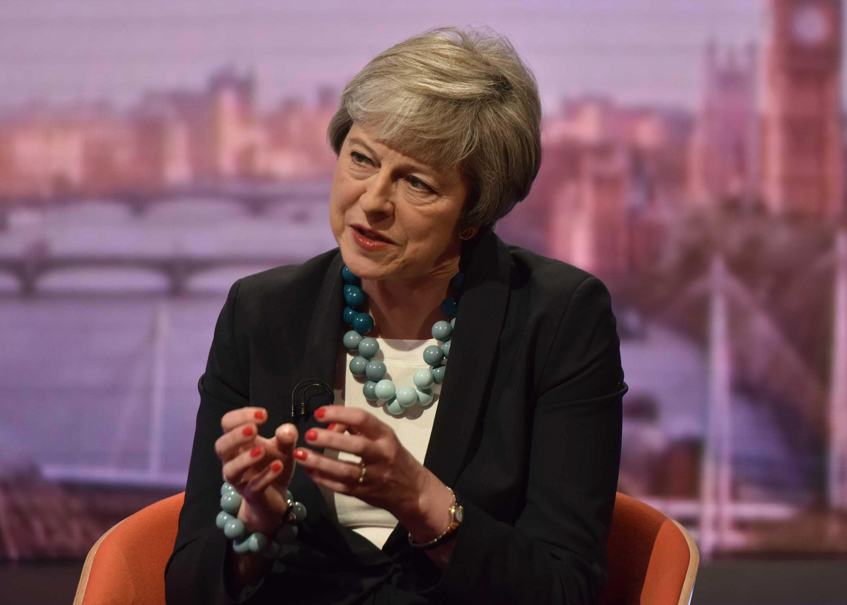 Theresa May says she WILL get her Brexit deal passed – even if she has to force MPs to vote for it over and over again
