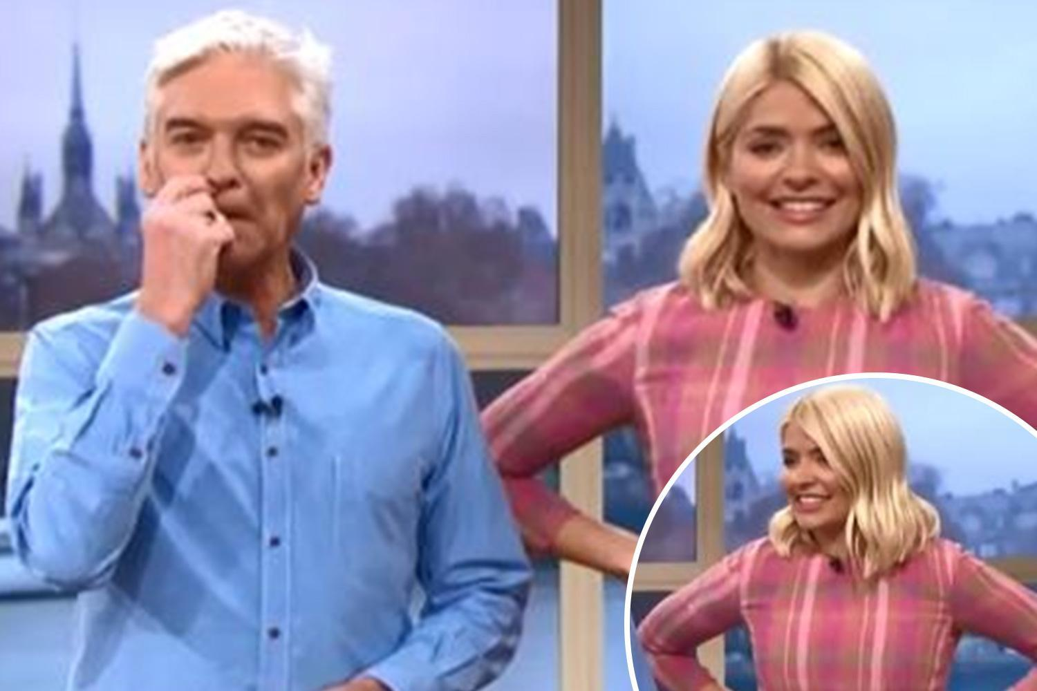 Holly Willoughby teases she will present This Morning hungover AGAIN as she prepares for a boozy night at the NTAs