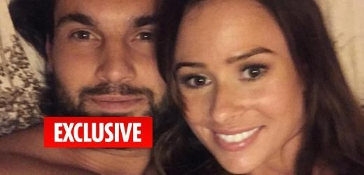 Love Island's Camilla Thurlow admits romance with Jamie Jewitt is 'tricky' but insists she trusts him despite pictures of him partying with his model ex
