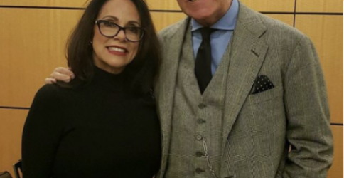 Who Is Roger Stone's Wife, Nydia Betran?