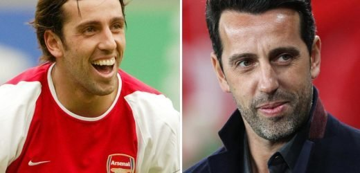 Arsenal offer Invincibles star Edu role as director of football but must lure him away from Brazil