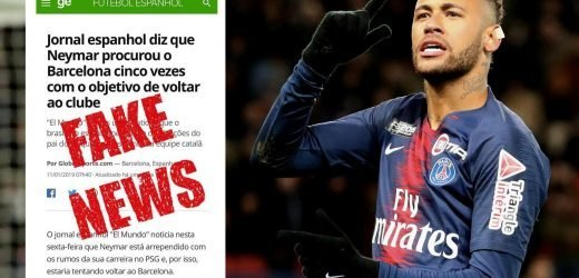 Neymar camp blast FAKE NEWS over claim PSG ace 'begged' Barcelona to take him back 'five times'