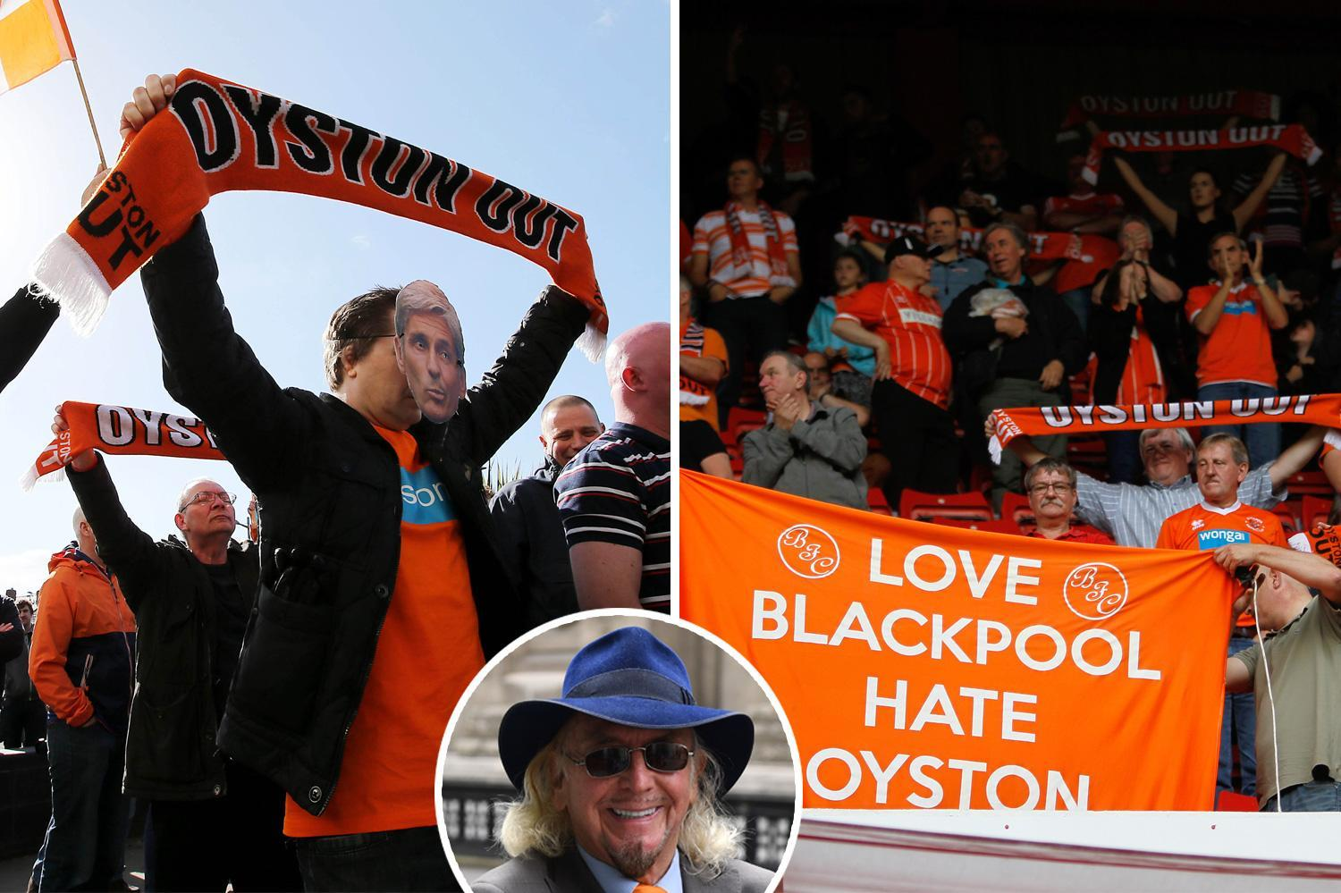Blackpool sell less than 3,000 tickets for FA Cup clash with Arsenal amid Owen Oyston protests