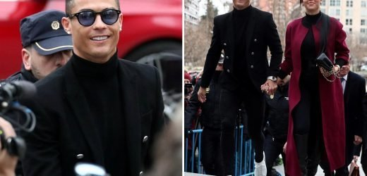Cristiano Ronaldo avoids jail after accepting deal for £16.6m fine in tax fraud case