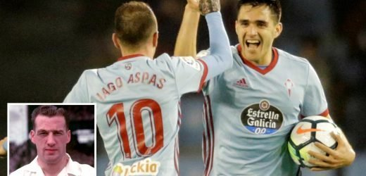 West Ham target Maxi Gomez is a modern day Nat Lofthouse – but The Bull is wanted by Barcelona