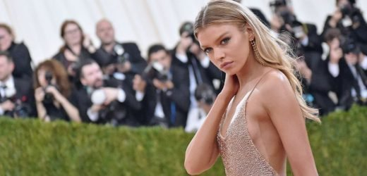 Stella Maxwell Flaunts Her Long Legs In New Snap To Stun Her 4 Million Instagram Fans