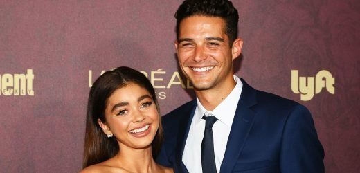 Sarah Hyland and Wells Adams' Sweetest Quotes About Their Modern Love