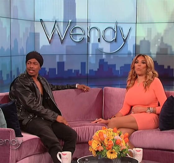 Nick Cannon Will Temporarily Replace Wendy Williams On Her Show
