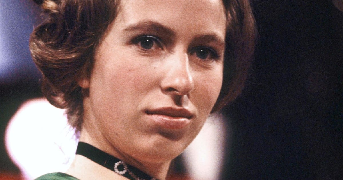 These Vintage Photos of Princess Anne Shed a Whole New Light on the Royal