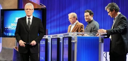Alex Trebeck, Host Of 'Jeopardy!' Puts Retirement Rumors To Rest