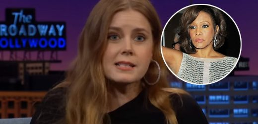 Amy Adams Used to Work at The Gap and Once Annoyed the Hell Out of Whitney Houston