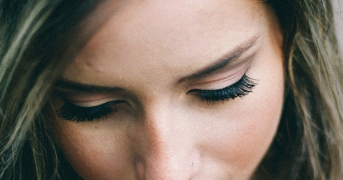 This Simple Trick Will Ensure You Actually Remember to Apply Lash Serum Twice a Day