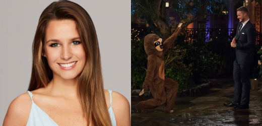 The Sloth Girl from 'The Bachelor' Tells Cosmo Which Two Contestants Will Definitely Go Far