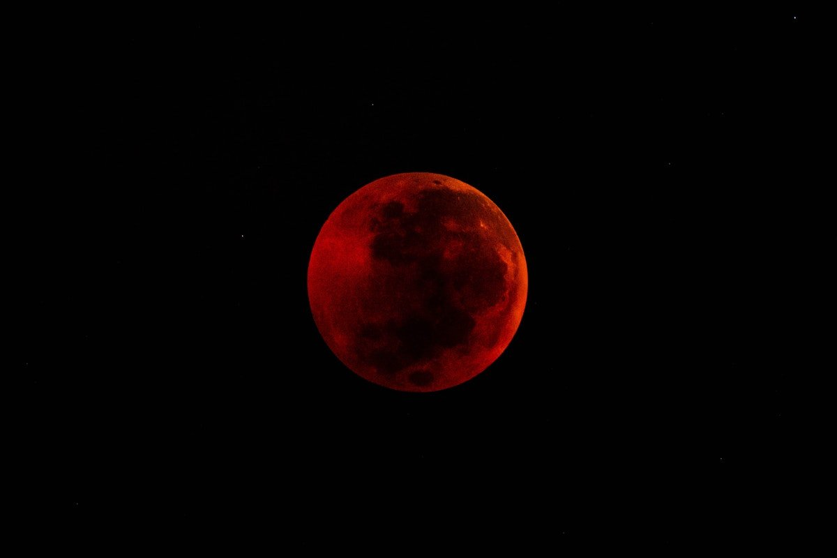 This Month's Full Moon Will Actually Look RED — Here's Why