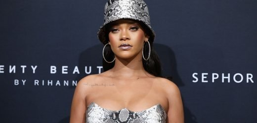 Rihanna Teased She Might Be Recording New Music & Her Fans Are Freaking Out