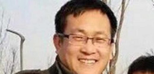 Chinese human rights lawyer receives heavy jail sentence