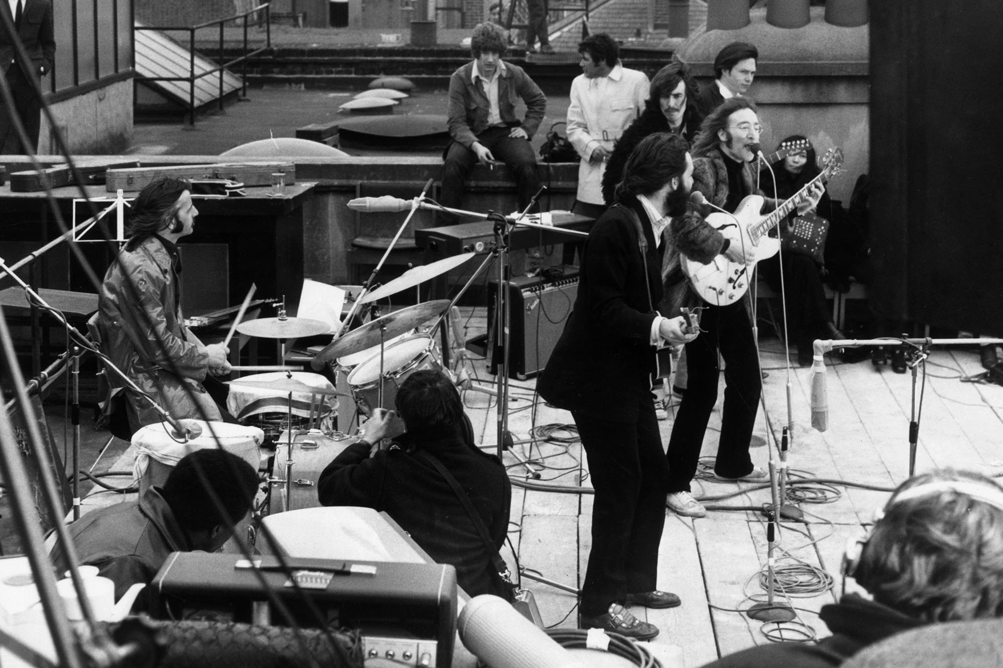Inside The Beatles final live performance and disastrous collapse