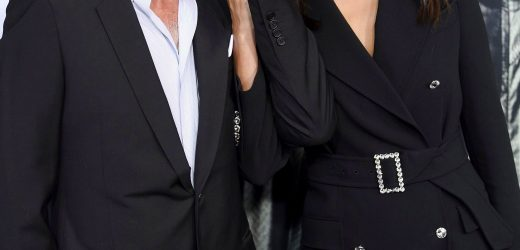 Bruce Willis, 63, and Wife Emma Heming, 40, Show Affection at Glass Premiere
