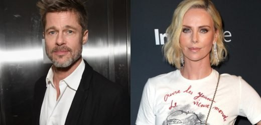 Now That I Know Brad and Charlize Aren't Dating, I Sort of Wish They Were