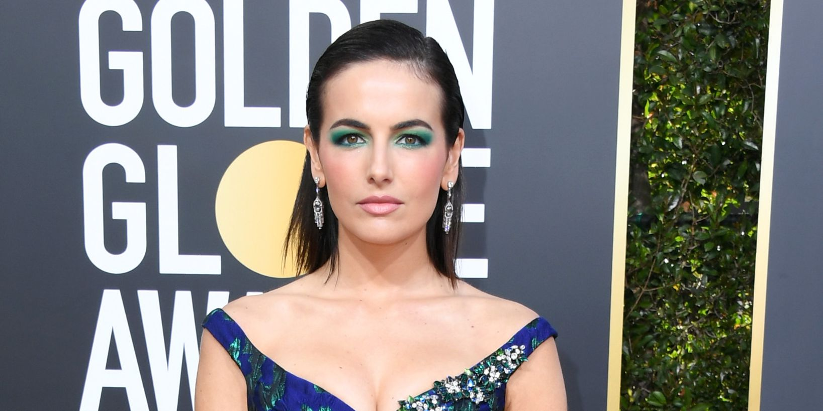 See The Most Gorgeous Hair And Makeup Looks From The 2019 Golden Globes
