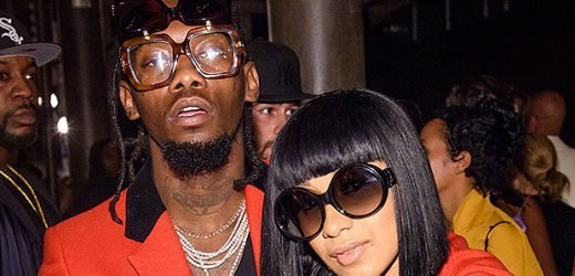Cardi B Is Telling Friends She & Offset Are 'Back On' But They Aren't 'Fully' Back Together Yet