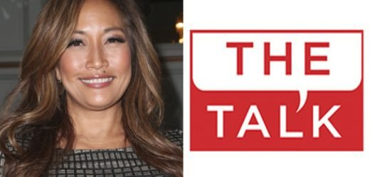 CBS Makes It Official: Carrie Ann Inaba Debuts As Julie Chen Replacement On 'The Talk'