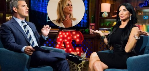 Danielle Staub Invited To Andy Cohen's Baby Shower Hosted By Vicki Gunvalson
