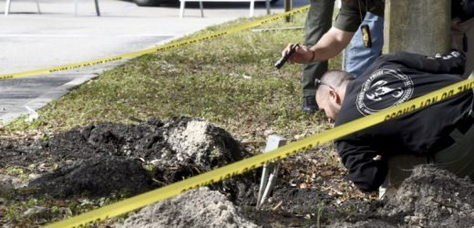 A secret tunnel leading to a Florida bank stumps the FBI