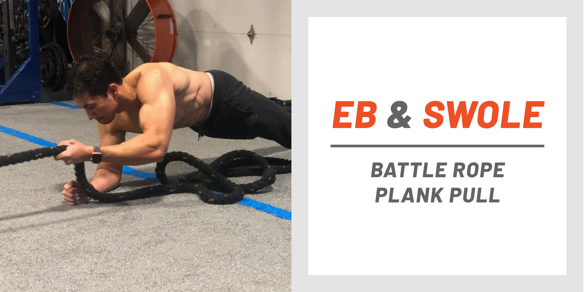 Add Some Heft to Your Ab Workout With the Plank Pull