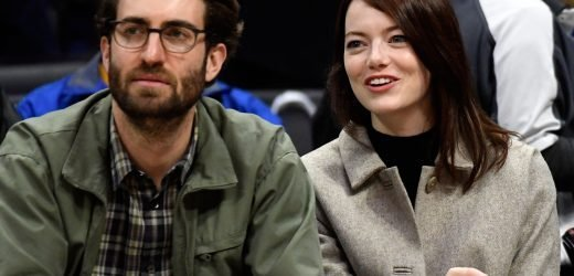 Emma Stone Steps Out for Rare Public Date Night with Boyfriend Dave McCary